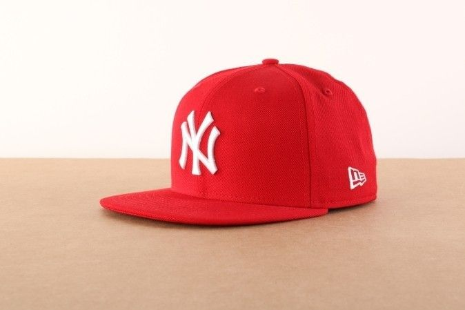 Afbeelding van New Era Fitted Cap New York Yankees MLB basic NY Yankees 10011573