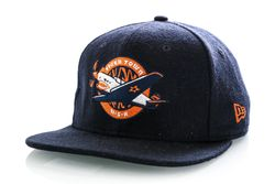 Afbeelding van New Era Snapback Cap Lakeland Tigers MLB Vintage Wool 9Fifty 12134822