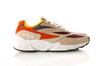 Foto van Fila V94M N Low 1010717 Sneakers Whitecap Gray / Rhubarb