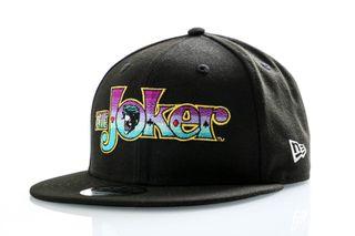 Foto van New Era Snapback Cap 950 Thejoker Black 70537415