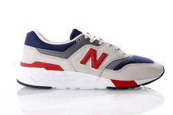 Afbeelding van New Balance Sneakers CM997HEQ Grey/Navy (033) 774461-60