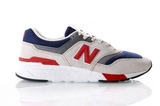 Foto van New Balance Sneakers CM997HEQ Grey/Navy (033) 774461-60