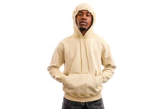 Foto van Carhartt Hoodie Hooded Mosby Script Sweat Dusty H Brown I028586