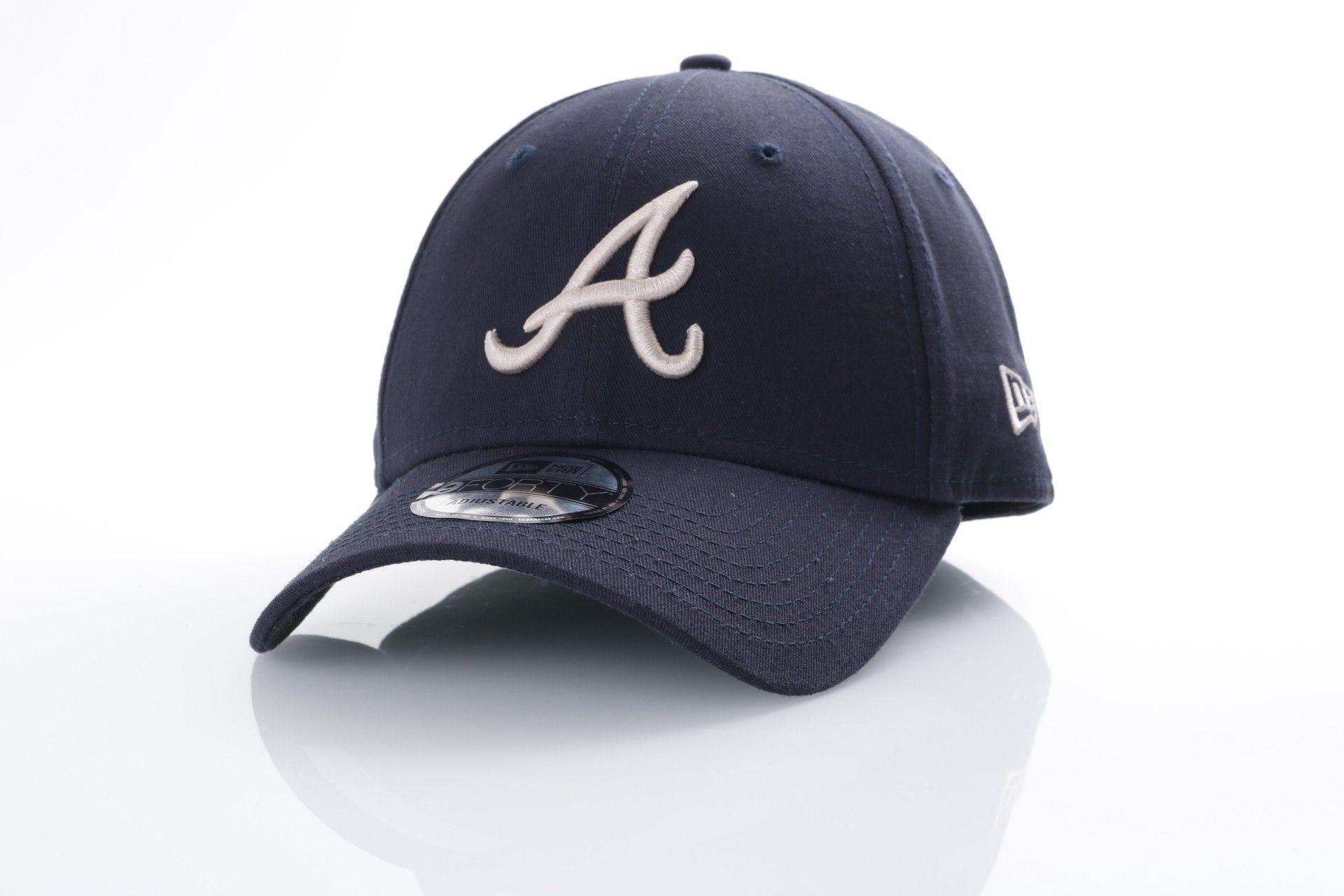 Afbeelding van New Era Dad Cap Atlanta Braves League essential 940 Atlanta Braves 80536631