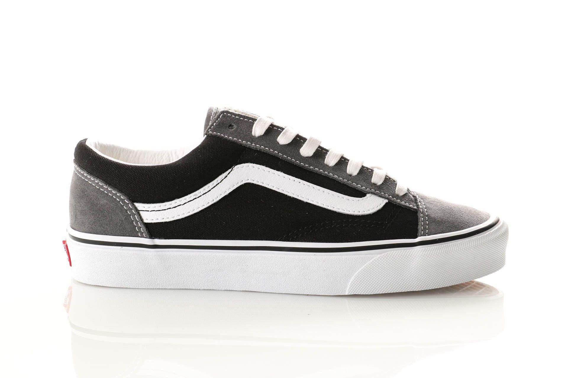 Afbeelding van Vans Ua Style 36 Vn0A3Dz3Xmp1 Sneakers (Vintage Suede) Pewter/Black