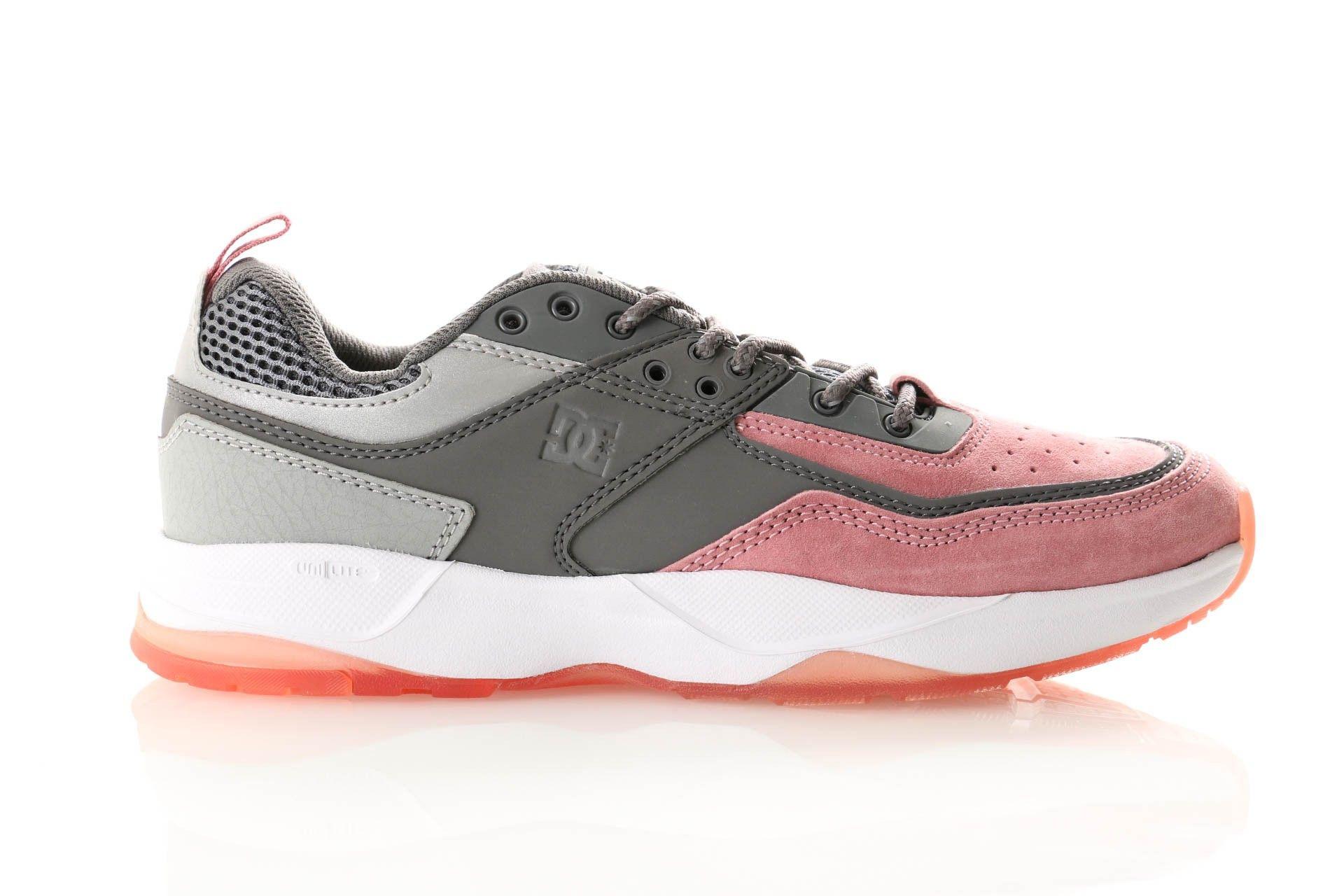 Afbeelding van Dc E.Tribeka Se M Shoe Xssr Adys700142 Sneakers Grey/Grey/Red
