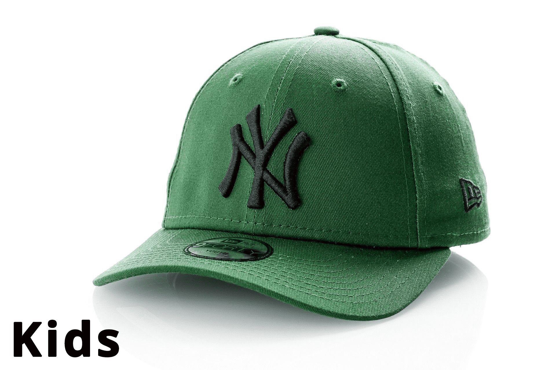 Afbeelding van New Era Dad Cap New York Yankees Kids League Essential 9Forty 12119003
