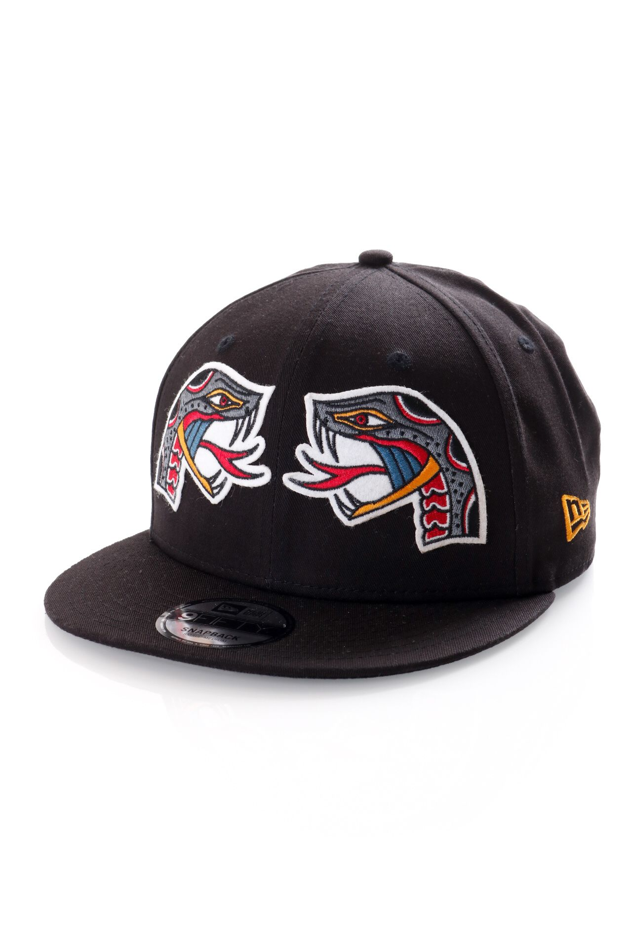Afbeelding van New Era Snapback Cap NE TATTOO PACK 9FIFTY Black 12490056
