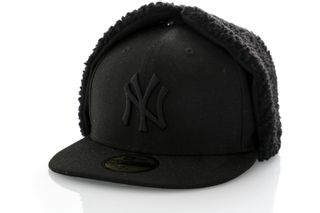 Foto van New Era Fitted Cap New York Yankees League Essential Dogear 12134879