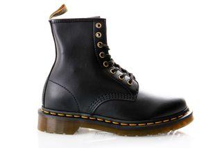Foto van Dr. Martens Boots 1460 Vegan Black Felix Rub Off 14045001