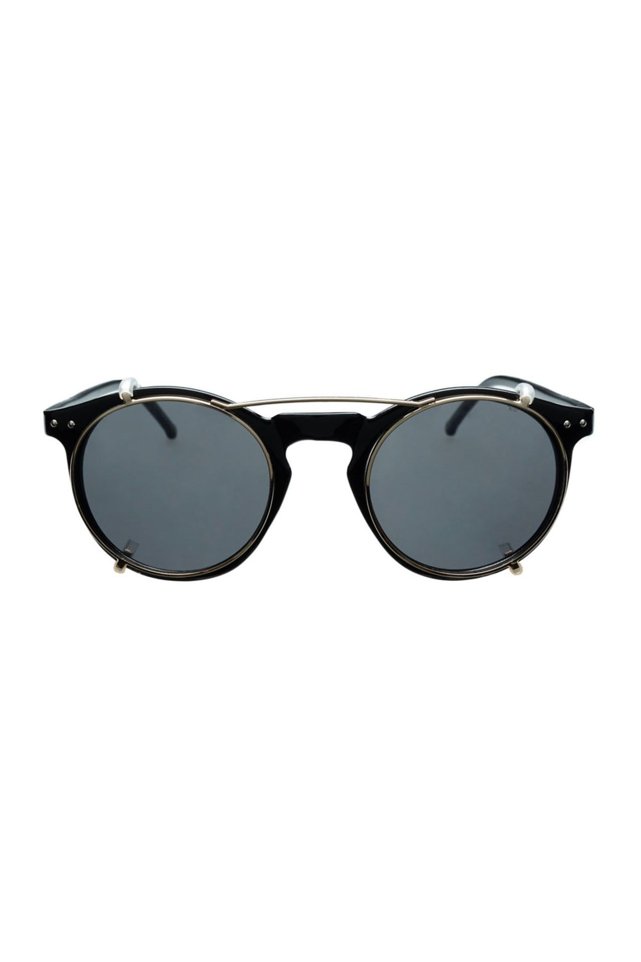 Afbeelding van Icon Eyewear Zonnebril M180921 Black- Clear A