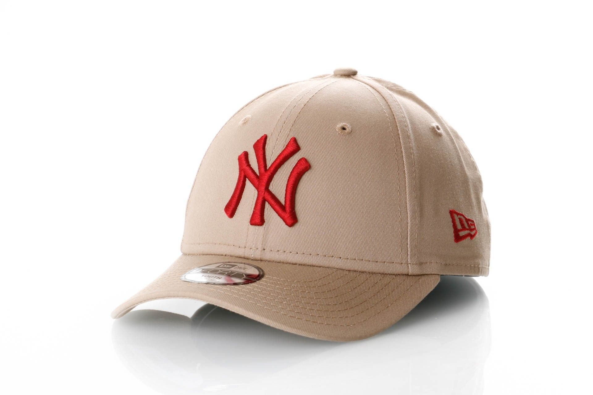 Afbeelding van New Era Dad Cap New York Yankees Kids League Essential 9Forty 11871492