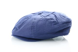Foto van Brixton Flapcap Brood Snap Cap Midnight Navy 6