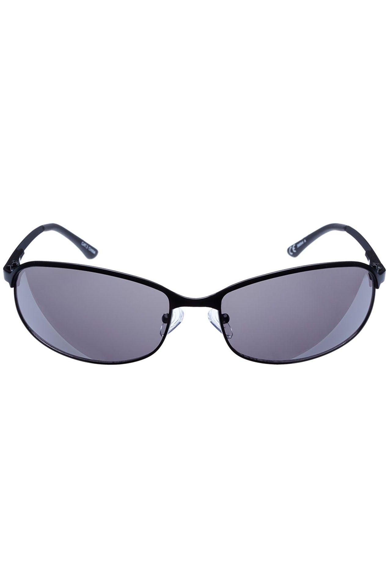 Afbeelding van Icon Eyewear Zonnebril 30054 Matt Black Metal A