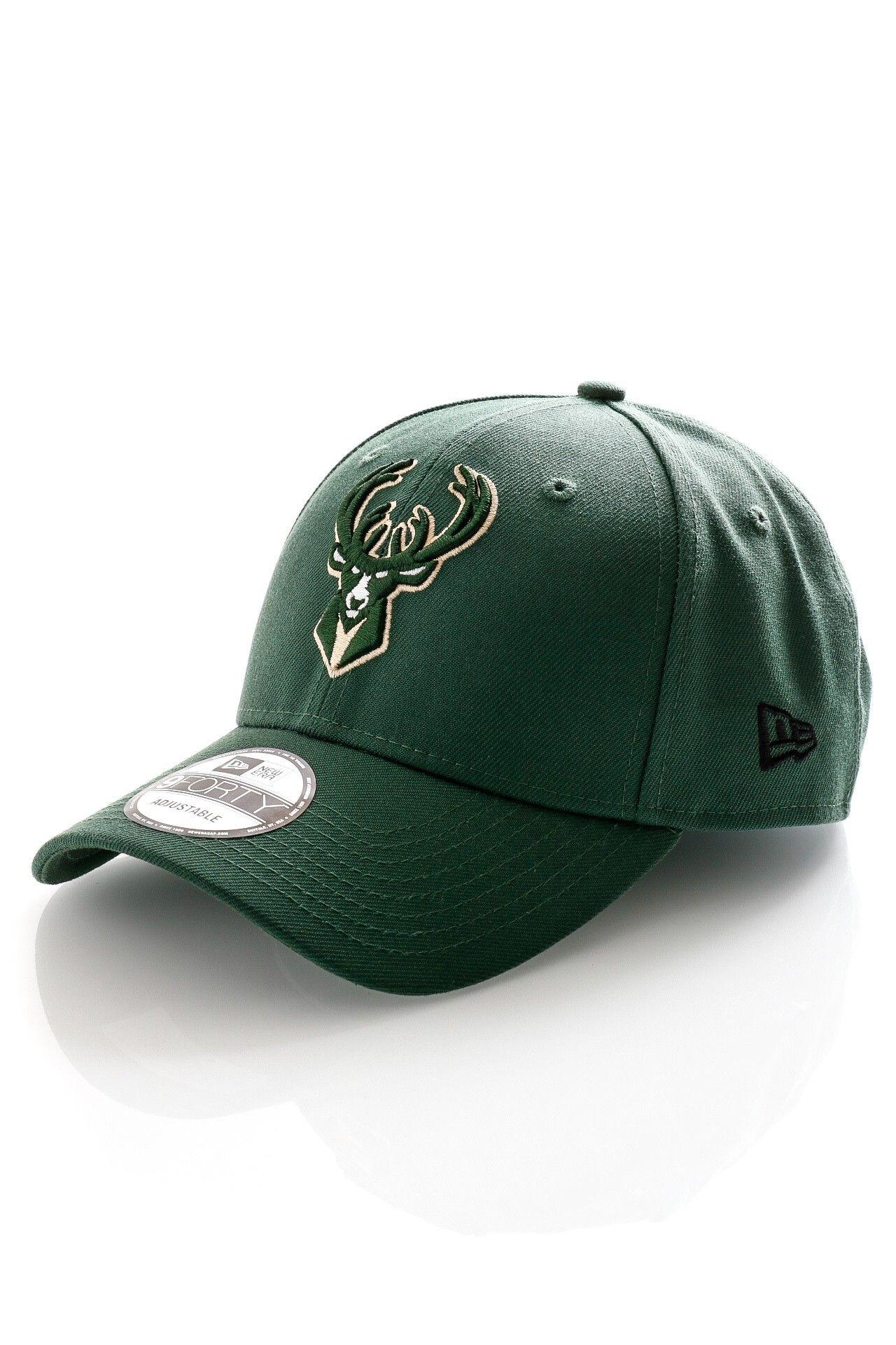 Afbeelding van New Era Dad Cap Milwaukee Bucks The league Milwaukee Bucks 11405602