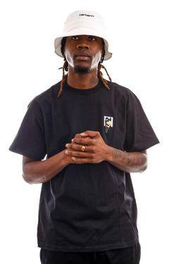 Afbeelding van Carhartt WIP T-shirt S/S Teef T-Shirt Black I029025