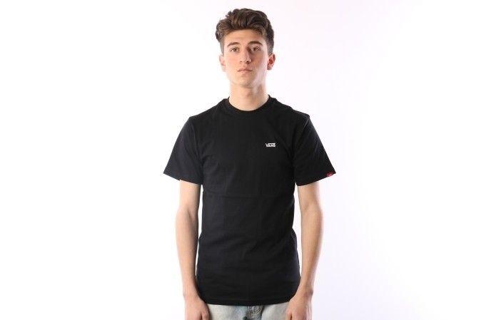 Afbeelding van Vans Va3Cze-Blk T-Shirt Left Chest Logo Black