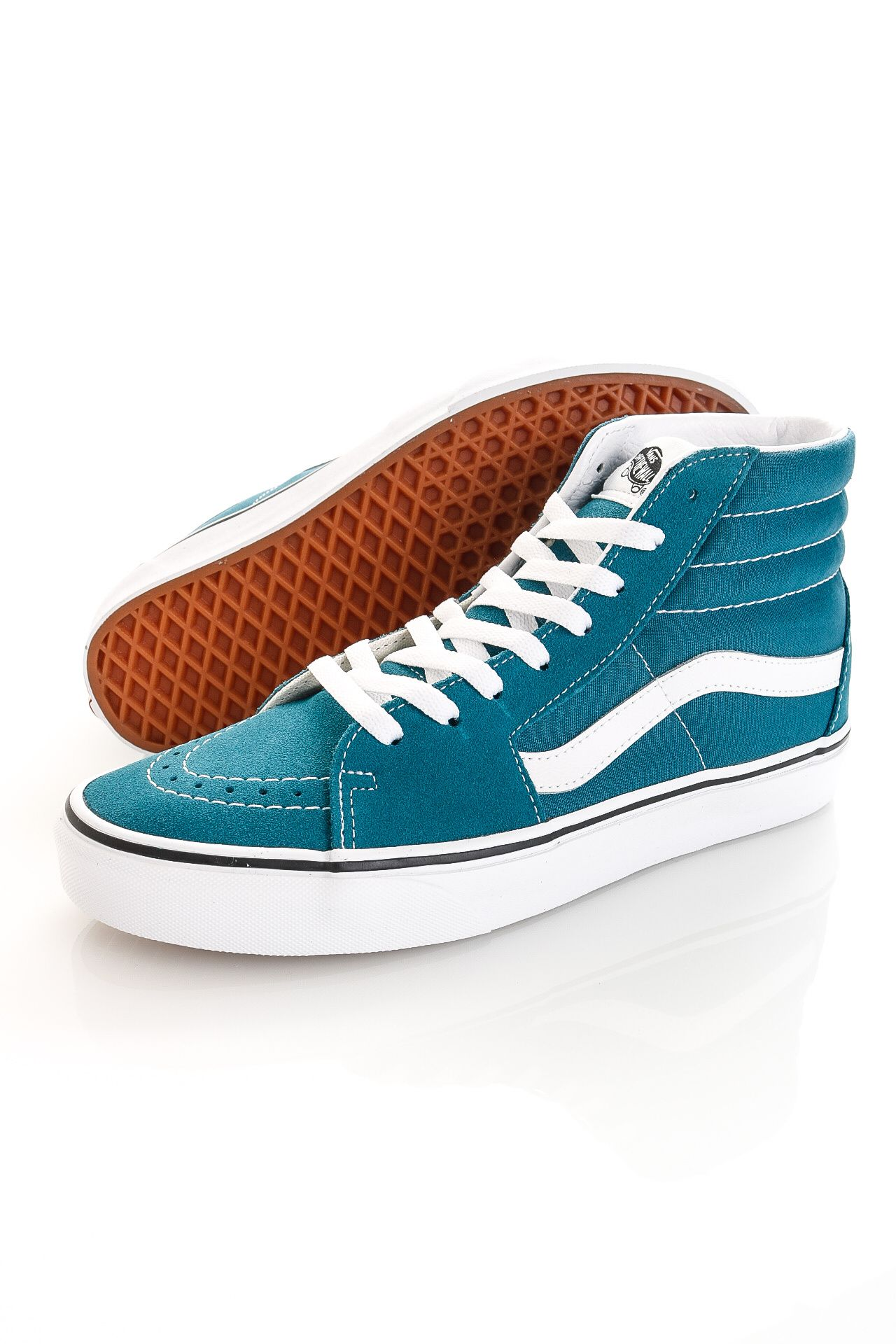Afbeelding van Vans Sneakers UA SK8-Hi Blue Coral/True White VN0A32QG9EM1