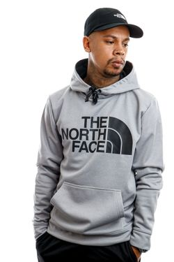 Afbeelding van The North Face Hooded Men's Surgent Hoodie Tnflightgreyhtr NF0A2XL8DYX1