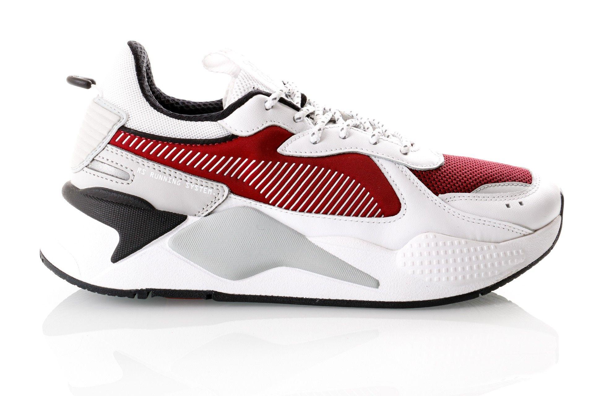 Afbeelding van Puma Sneakers Rs-X Core Puma White-Rhubarb 369666 03