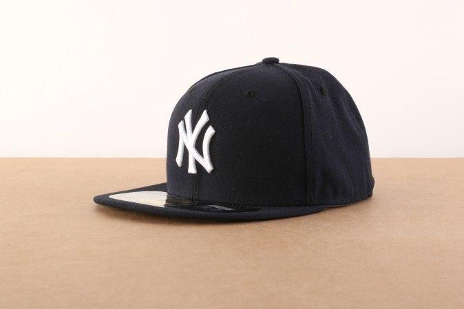 Afbeelding van New Era Fitted Cap New York Yankees Authentic New York Yankees BASIC