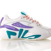 Fila Mindblower Wmn 1010603 Sneakers White / Carribean Sea