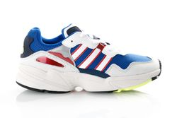Afbeelding van Adidas Yung-96 Db3564 Sneakers Collegiate Royal/Ftwr White/Collegiate Navy