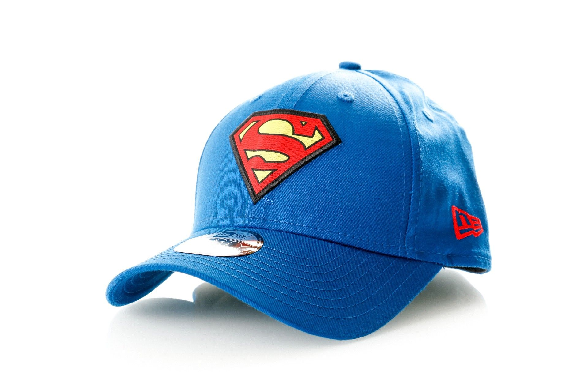 Afbeelding van New Era Kids Character 9Forty 12134940 Dad Cap Offical Team Colour Superman