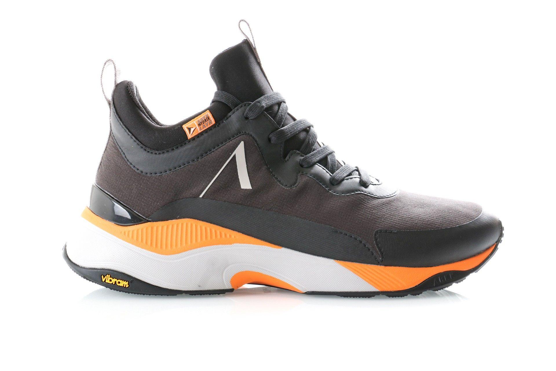 Afbeelding van Arkk Stormrydr Ml4301-9918-M Sneakers Black Orange Glory