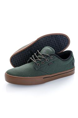 Afbeelding van Etnies Sneakers JAMESON 2 ECO GREEN/BLACK 4101000323