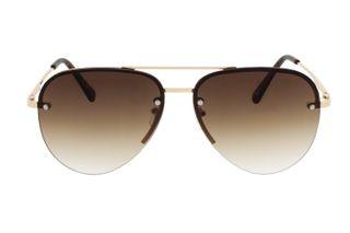 Foto van Icon Eyewear 17M6151 B Zonnebril Gold