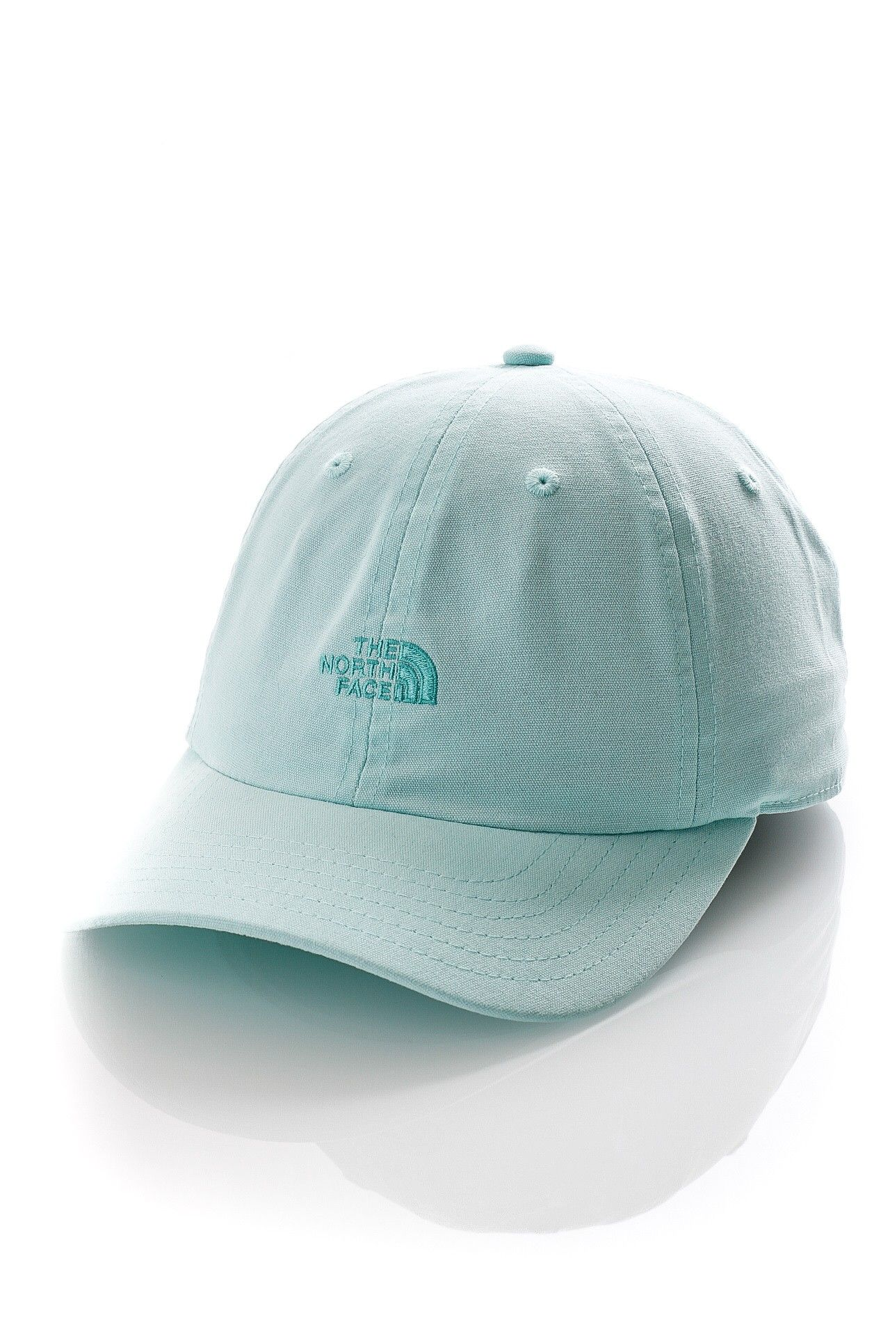 Afbeelding van The North Face Dad Cap Washed Norm Hat Coastal Green Wash NF0A3FKNNLG