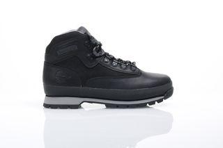 Foto van Timberland Ca1K6V Boots Euro Hiker Leather Zwart