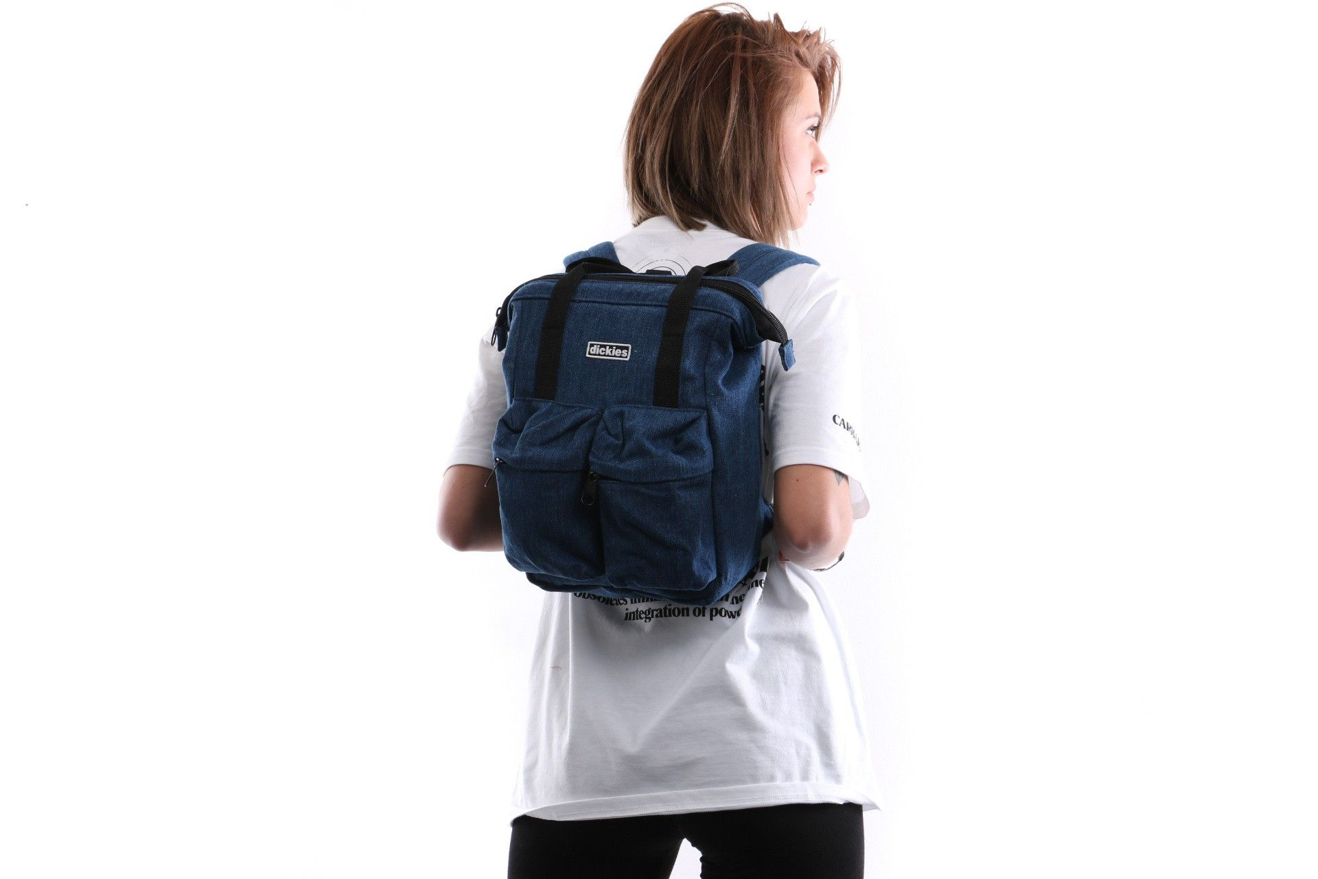 Afbeelding van Dickies Schoudertas Haywood Backpack Rinsed DK843016