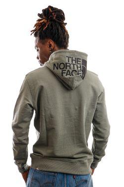 Afbeelding van The North Face Hooded Men's Seasonal Drew Peak Pullover Light -Eu Agave Green NF0A2S57V381