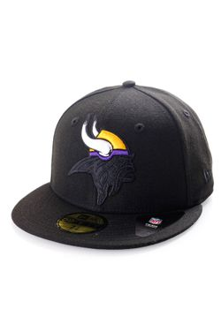 Afbeelding van New Era Fitted Cap Nfl Elements 2.0 Minnesota Vikings Blk 12494573