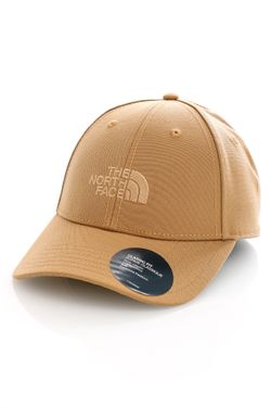 Afbeelding van The North Face Dad Cap Recycled 66 Classic Hat Utility Brown NF0A4VSV1731