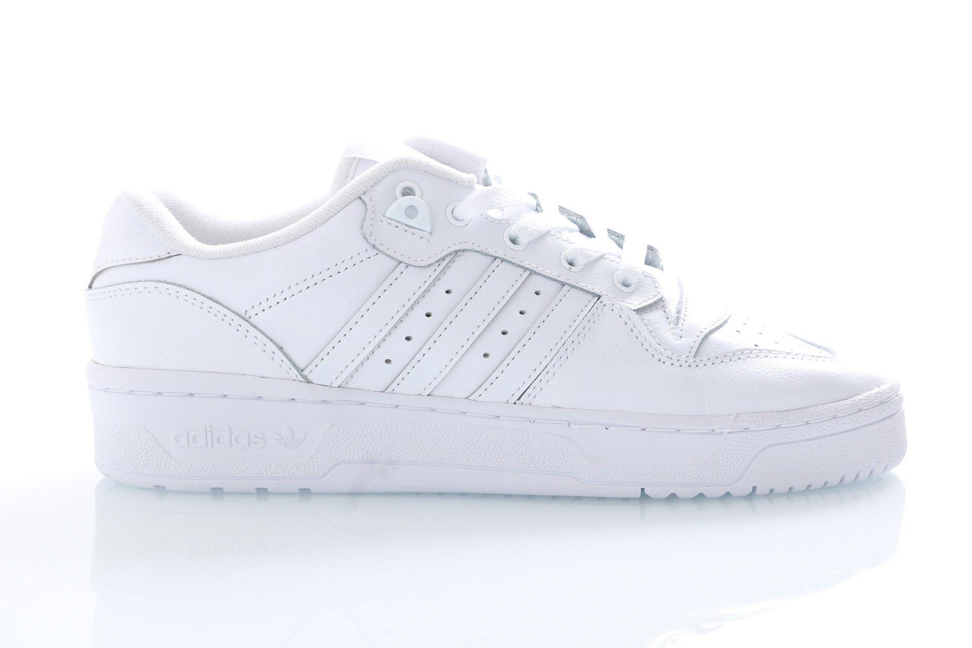 Afbeelding van Adidas Sneakers Rivalry Low Ftwr White/Ftwr White/Core Black EF8729