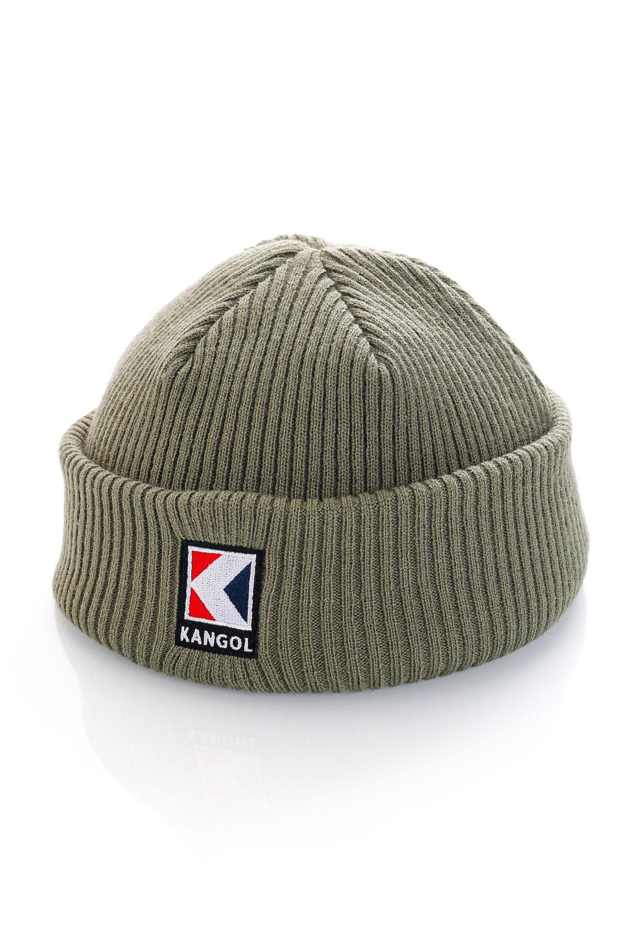 Afbeelding van Kangol Muts SERVICE-K RIB Oil Green K3528