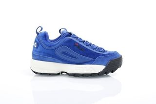 Foto van Fila Ladies 1010305-20R Sneakers Disruptor V Low Blauw