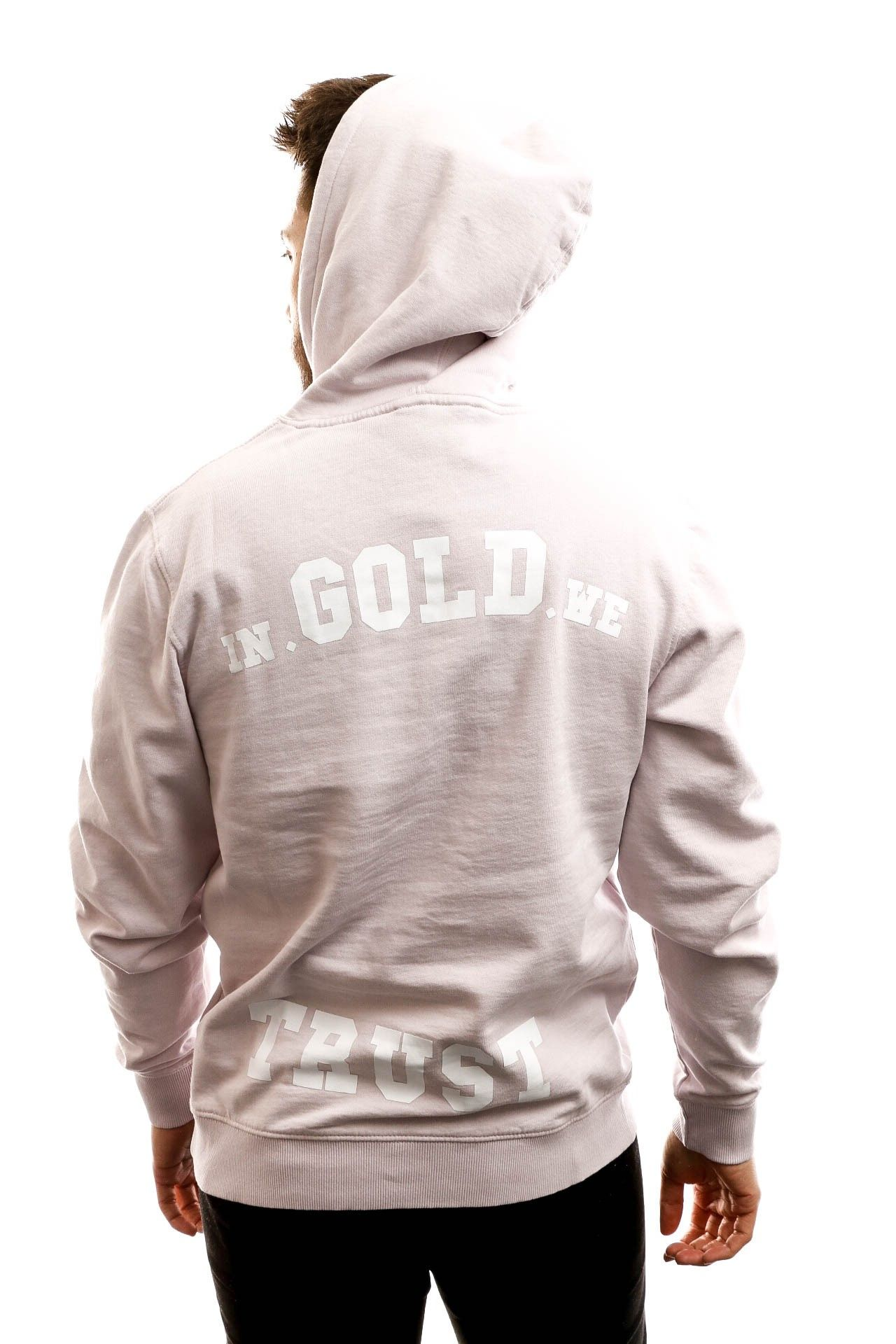 Afbeelding van In Gold We Trust Hooded The Notorious Lila IGWTH-011-LL