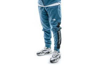 Foto van The North Face Broek M Tnl Cuffed Pant Mallard Blue NF0A4MA1Q311