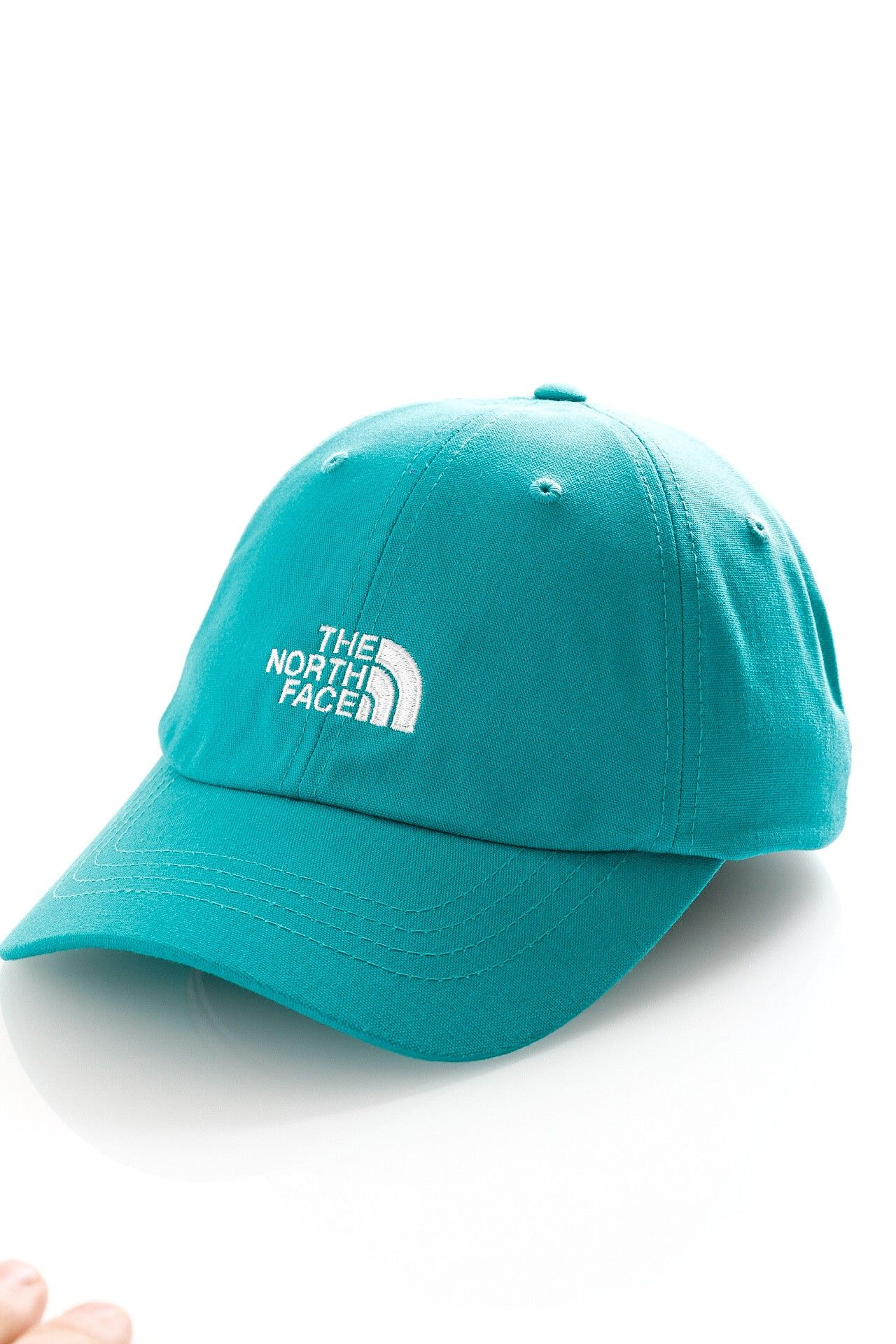 Afbeelding van The North Face Dad Cap Norm Hat Jaiden Green NF0A3SH3H8E
