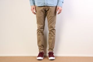 Foto van Reell 1110-004/01-001-260 Chino Flex Tapered Dark Sand