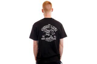 Foto van The Quiet Life T-shirt One Hour Photo Black QL-21SPD1-1168