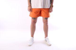 Foto van Carhartt Wip I024320-963 Short Pant Cay Swim Trunk Oranje