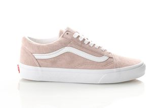 Foto van Vans Ua Old Skool Vn0A4Bv5V791 Sneakers (Pig Suede) Shadow Gray/True White