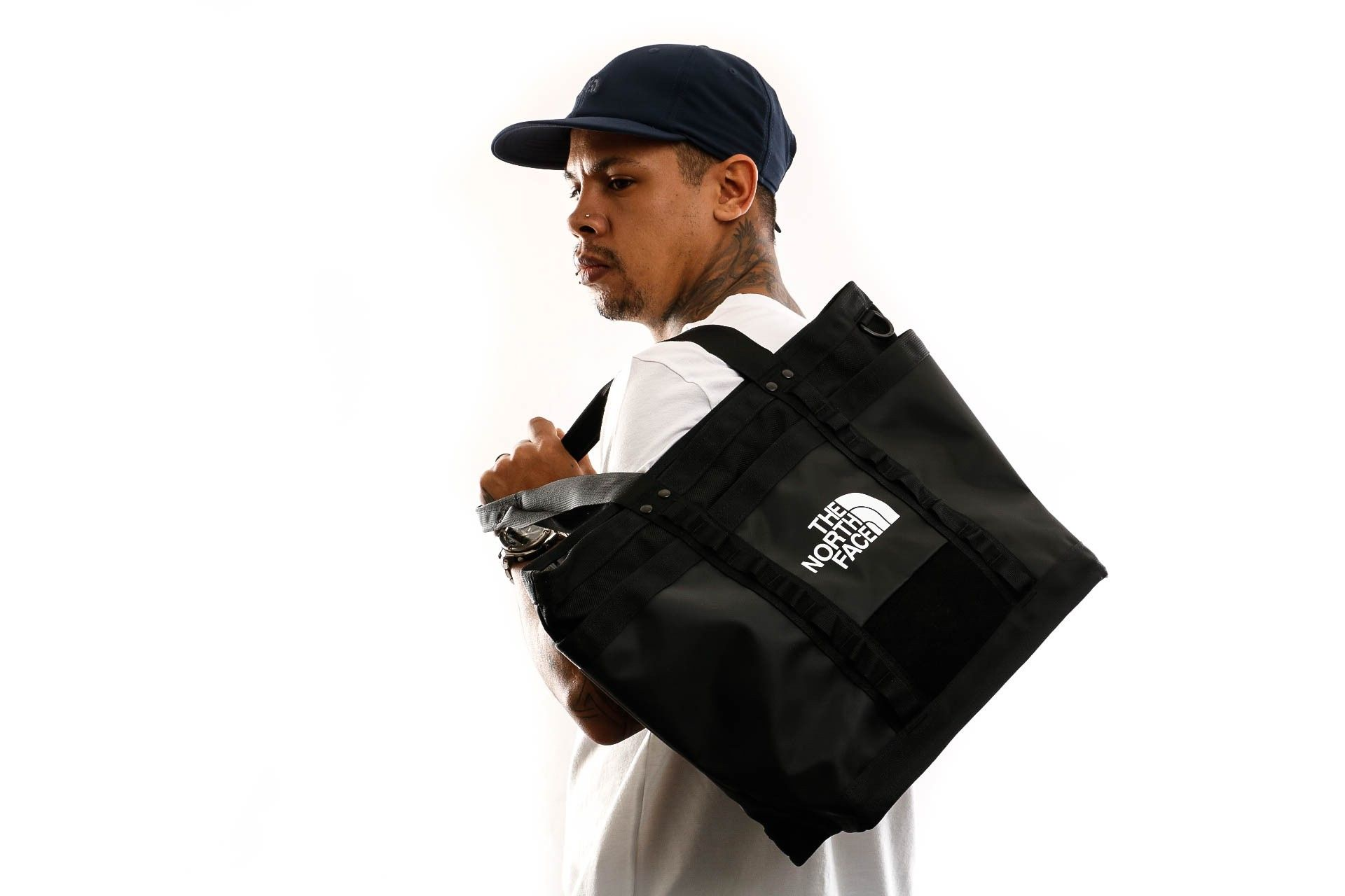 Afbeelding van The North Face Tote Explore Utility Tote Tnf Black NF0A3KZUKX7