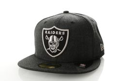 Afbeelding van New Era Fitted Cap Oakland Raiders NFL HEATHER 5950 OAKLAND RAIDERS 11794648