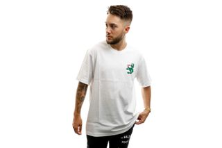 Foto van Levi's T-shirt Ss Relaxed Fit Tee Bi Relaxed Cactus White 16143-0008